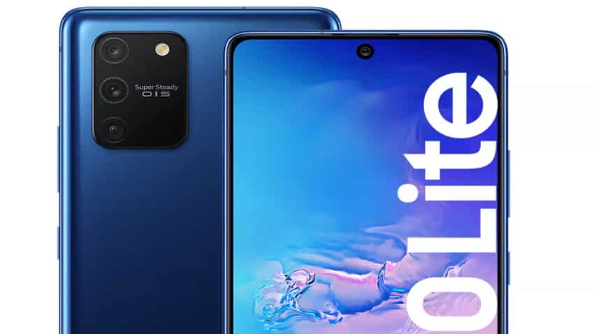 Samsung Galaxy S10 Lite launched in India; this 512GB variant priced at Rs 44,999