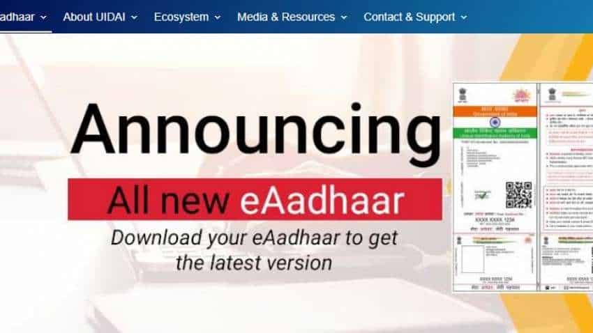 Eaadhaar.uidai.gov.in download: Is Aadhaar or e-Aadhhar a valid proof of identity? Know your rights