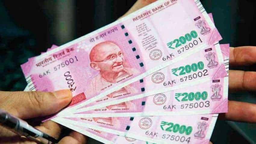 Rupee opening today: Indian currency rises 33 paise to 72.43 ...