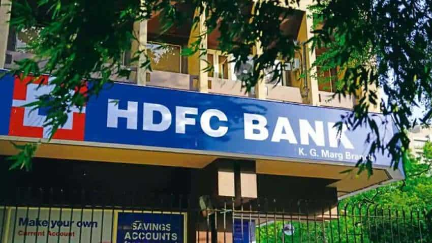 Make money from HDFC Bank share price! Experts tip says it can give big returns in just 1-to-3 months