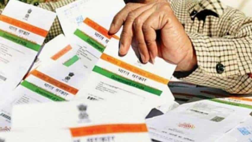 Aadhaar Card: Check online update status at UIDAI website uidai.gov.in