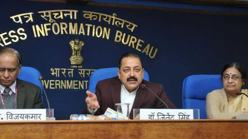 Sarkari Jobs: Centre to fill over 4.75 lakh vacancies, Minister Jitendra Singh says
