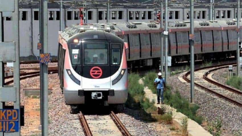Delhi Metro joins campaign against jumbo joyrides