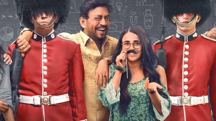 Angrezi Medium full movie download link leaked by Tamilrockers