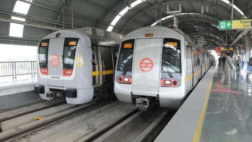Delhi Metro services closed on Sunday: DMRC