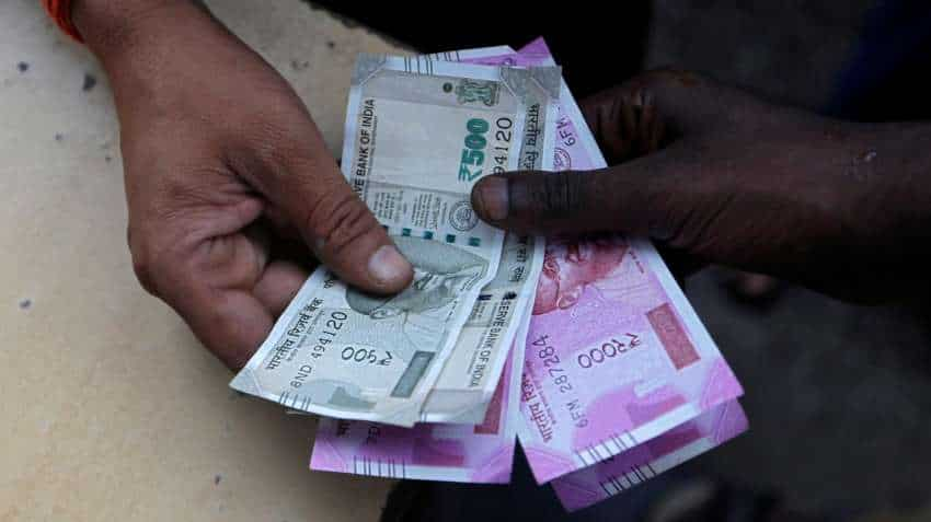 Rupee vs dollar: INR tanks 95 paise, falls below 76 level against US dollar