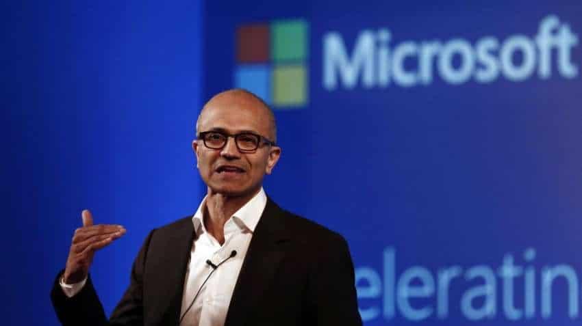 Microsoft CEO Satya Nadella on COVID-19 impact: Demand is big worry