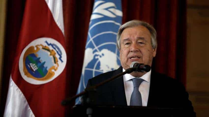 Coronavirus Update: UN chief Antonio Guterres warns of losing COVID-19 war
