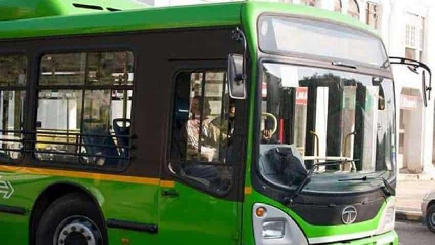 Delhi coronavirus lifeline: Staff of DTC buses get masks, hand sanitisers