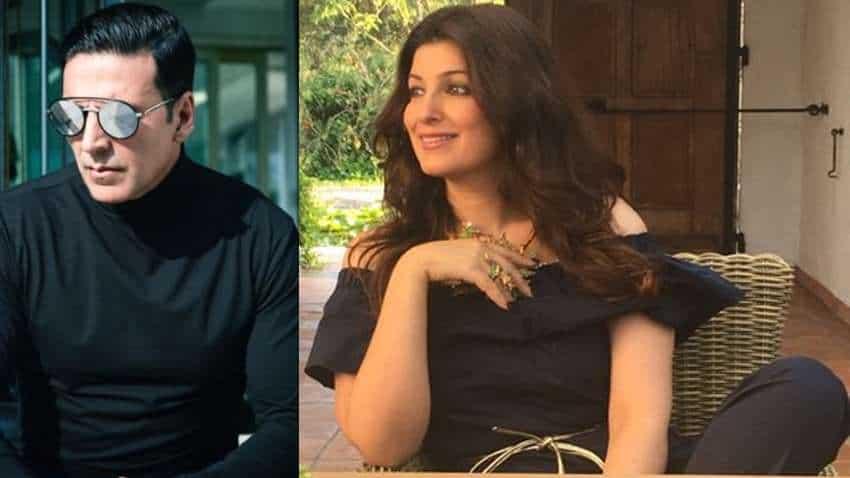 Coronavirus: Proud moment! Twinkle Khanna reveals story behind Akshay Kumar's Rs 25 cr donation