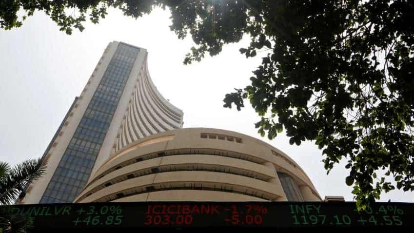 Stock Market: Sensex, Nifty rise on positive DIIs; SBI, Adani Gas shares gain