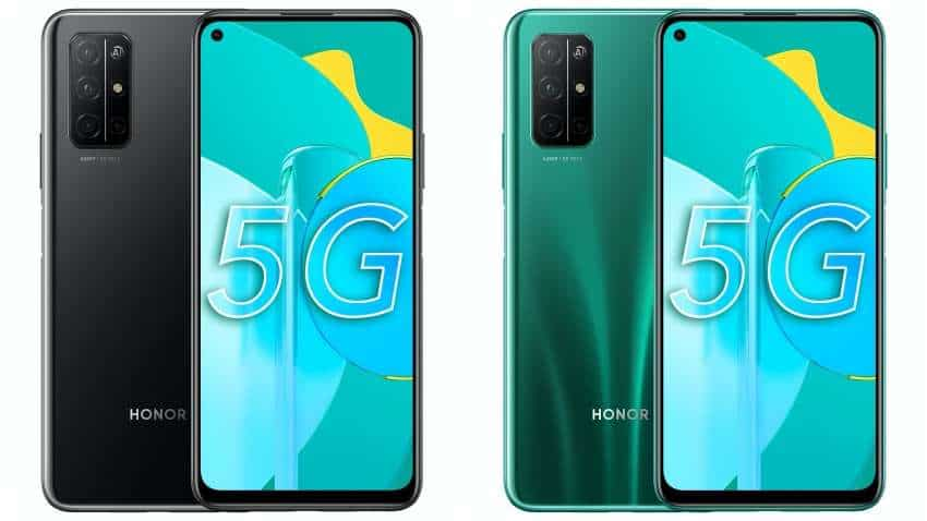 Honor 30s with Kirin 820 processor, 5G connectivity launched