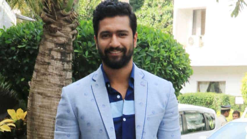 Vicky Kaushal donates 1 crore to COVID-19 relief funds