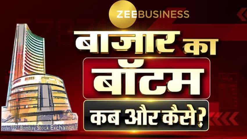When and how will markets bottom-out? Zee Business Managing Editor Anil Singhvi reveals 'guru mantra'
