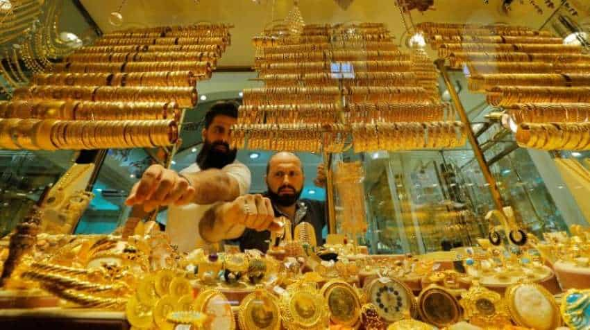 Gold Price Today: Yellow metal recovers from 3 per cent slump as dollar, Asian equities ease