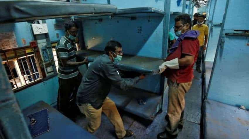 Coronavirus India: Mass preparation! Indian Railways to modify 20,000 coaches into quarantine centres with 3.2 lakh beds