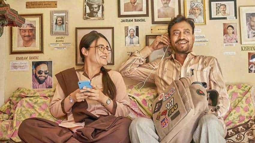 Full HD movie leaked online by Tamilrockers! Irrfan Khan-Radhika Madan's Angrezi Medium becomes latest victim