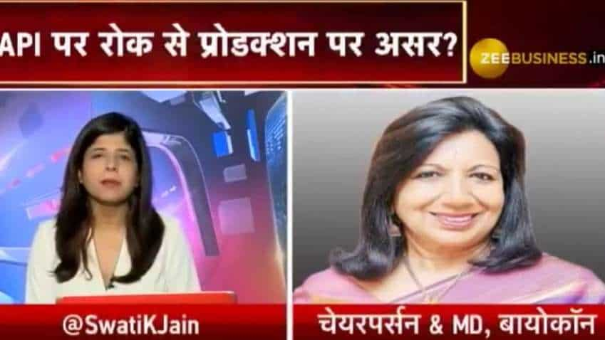 We have to focus on the seriousness of COVID-19 in India: Kiran Mazumdar Shaw