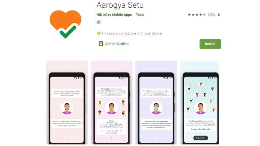 Aarogya Setu App for Coronavirus: What it is? How it works? Modi government's tool to assess, alert people
