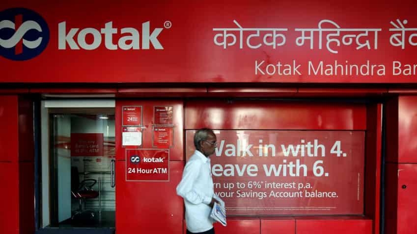 Kotak Mahindra Bank savings account interest rates cut to 5 per cent from 6 per cent earlier