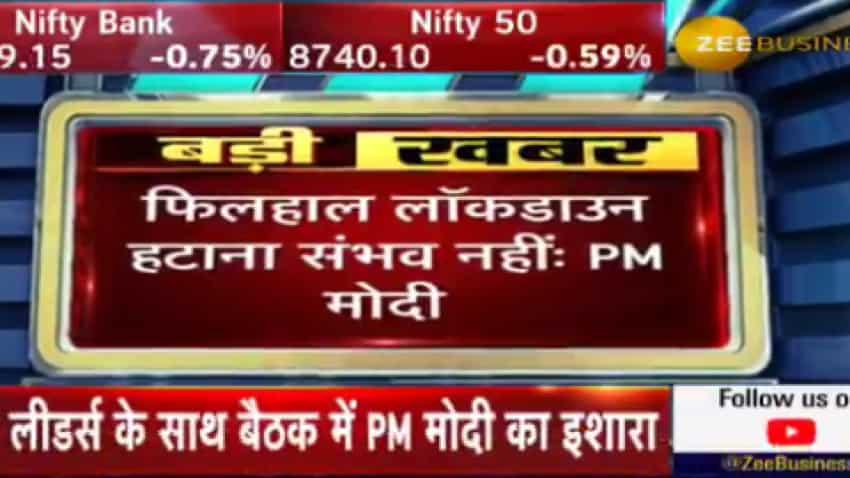 PM Modi hints at coronavirus lockdown extension beyond April 14; Anil Singhvi explains likely situation going forward