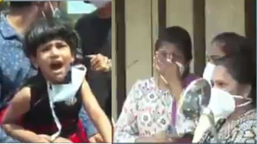 BIG SALUTE to this Corona warrior of Karnataka - Video of little girl, nurse mother goes massively viral