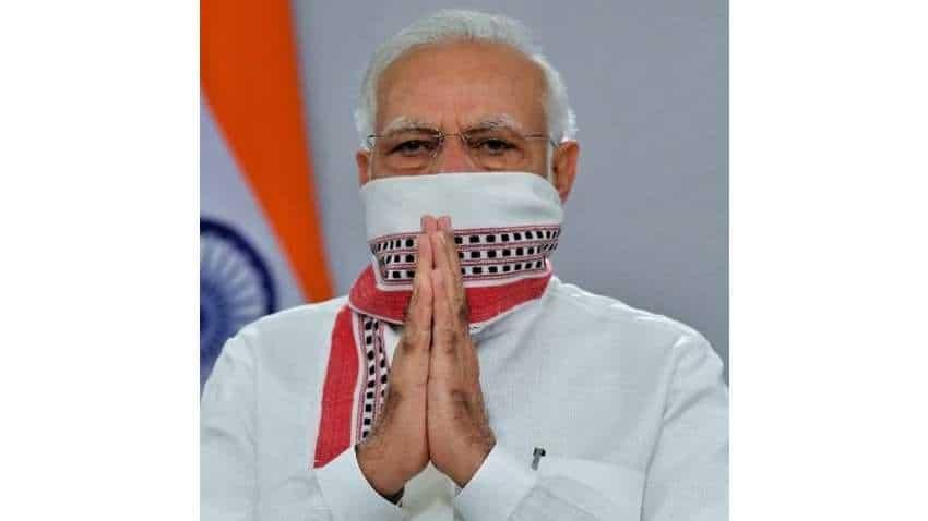 #NewProfilePic: PM Narendra Modi updates his profile picture