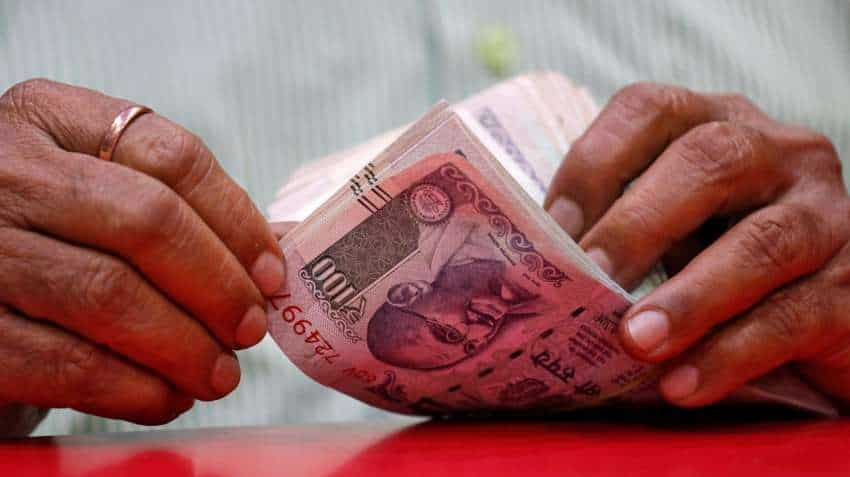 Rupee vs dollar today: INR slips 36 paise to all-time low of 76.80 against US dollar