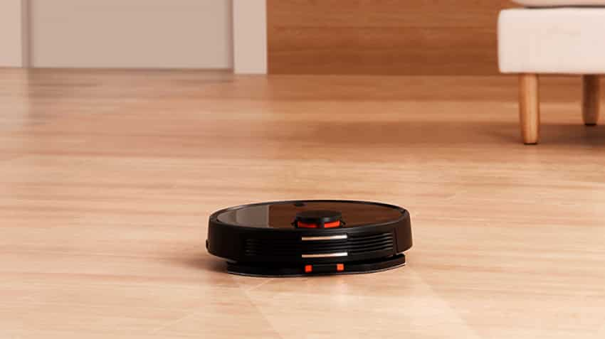 Xiaomi launches 'smart vacuum cleaner' in India which can mop and ...