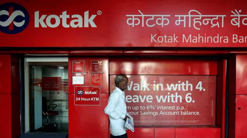 Kotak Bank lowers interest rates on savings deposits 2nd time in Apr