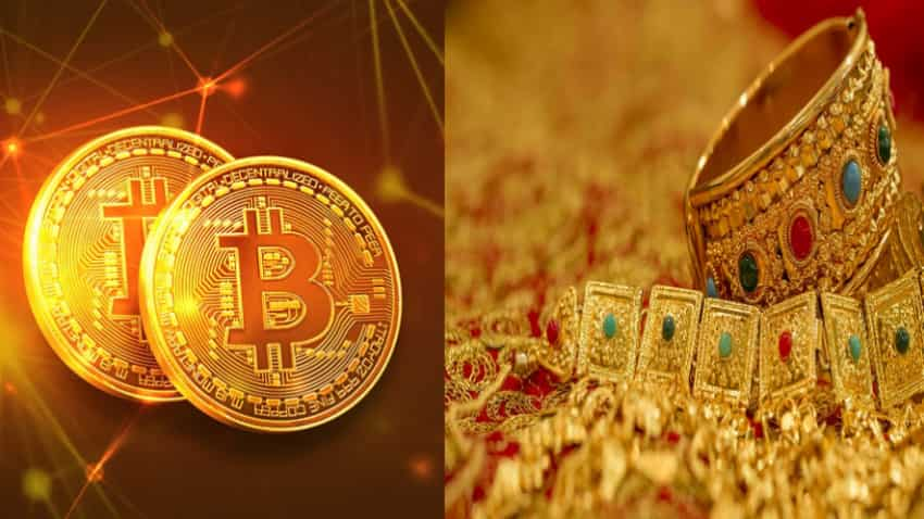 Bitcoin vs Gold: Which one is better option to earn money? Check experts' views