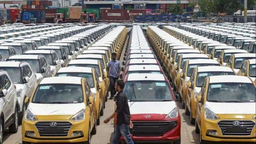 Lockdown 3 0 Hyundai Rolls Out 200 Vehicles From Chennai Plant On First Day Of Resuming Operations Zee Business