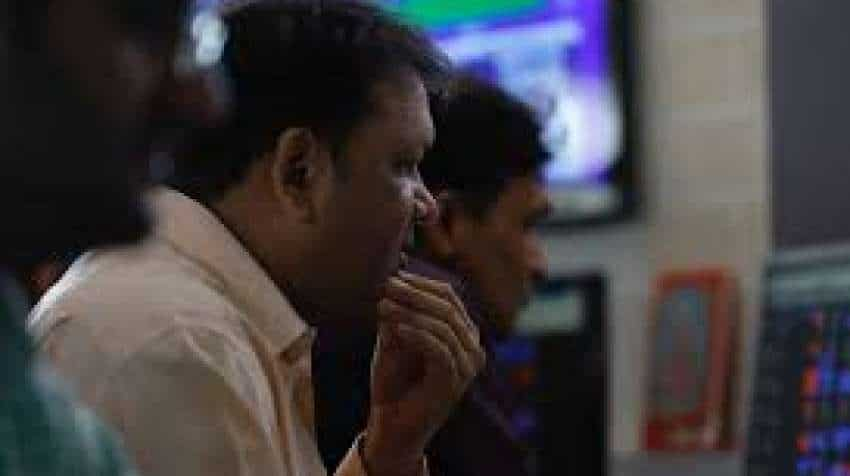 Stock Market Today Bse Sensex Nifty 50 Trading In Red Infosys Hcl Technologies Among Gainers Zee Business