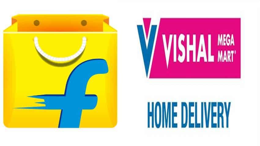 Home delivery of essential items: Flipkart-Vishal Mega Mart's mega tie-up; 240 cities to benefit soon