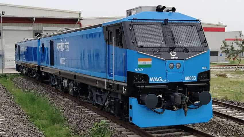 EXPLAINED: Why Alstom's 'Made-In-India' electric locomotives are win-win for Modi's Make in India and Indian Railways