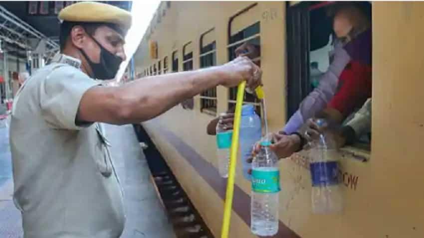 Railways ferried 31 lakh people in Shramik Special trains
