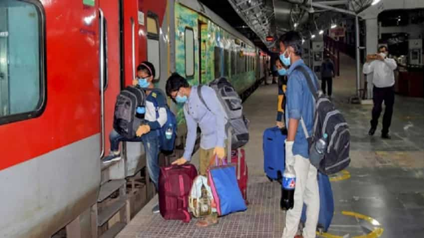 Over 1.38 lakh migrants sent to different states from Rajasthan so far: Railways
