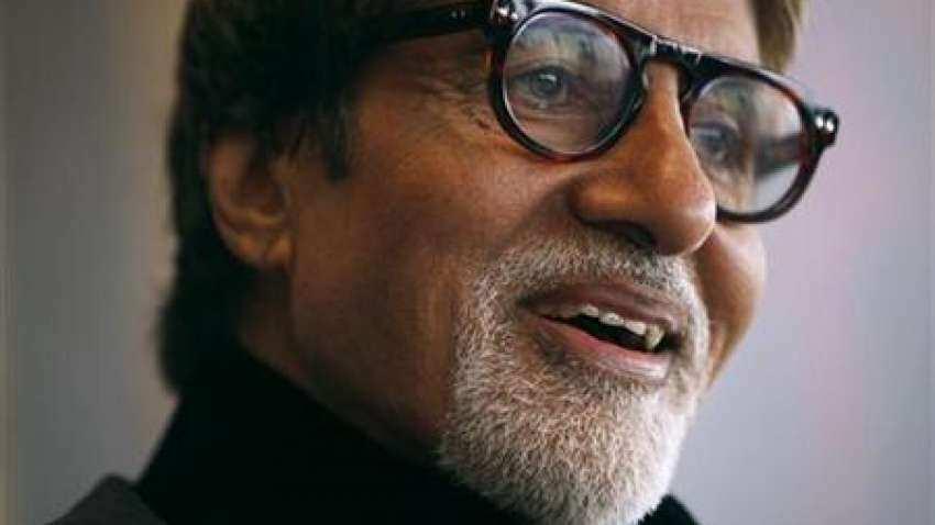 Amitabh Bachchan's 'laptop went into a lockdown'!
