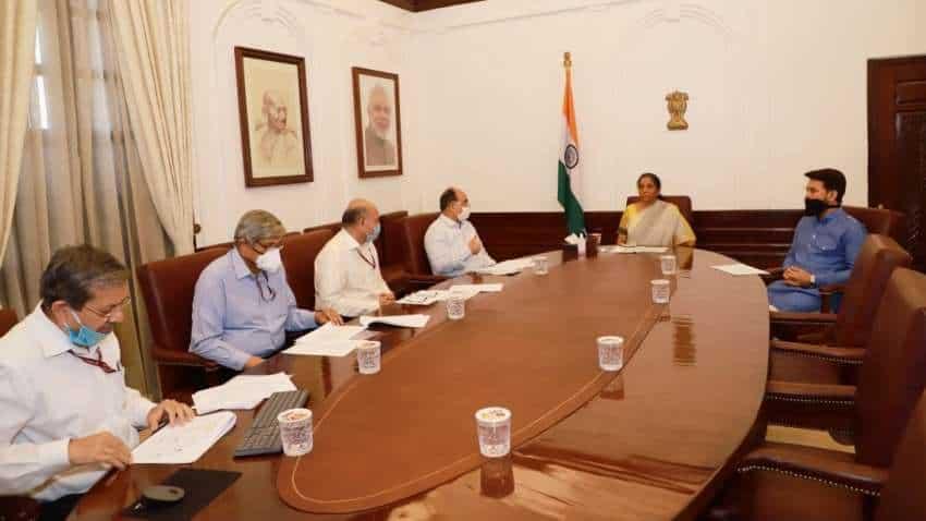 Aatmanirbhar Bharat: FM Sitharaman assures SC, ST MSMEs to address issues regarding relief package