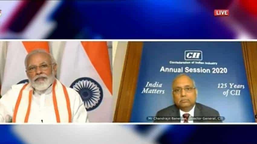 Modi speech today: PM reveals 5-I formula to turn India into Aatmanirbhar Bharat