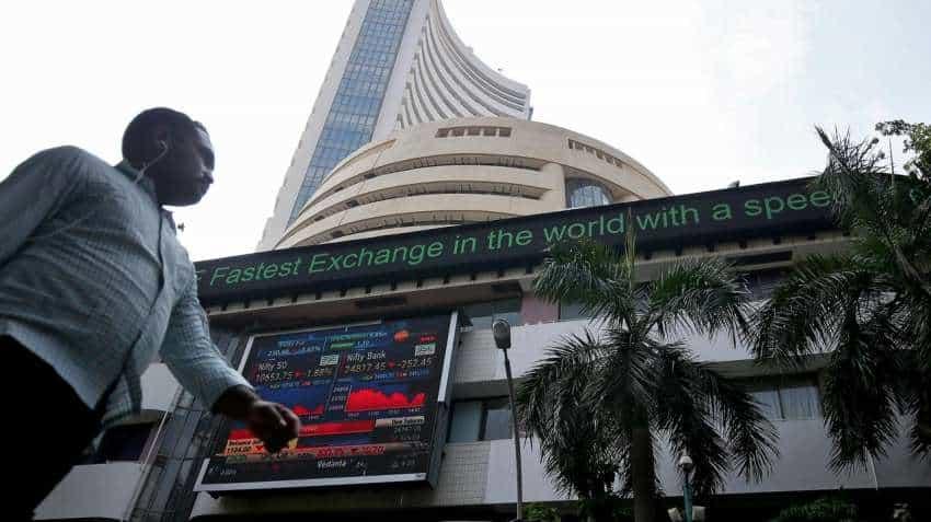 Stock Market: Sensex climbs 34K, Nifty above 10,000 levels; Kotak Mahindra Bank, Oberoi Realty shares surge