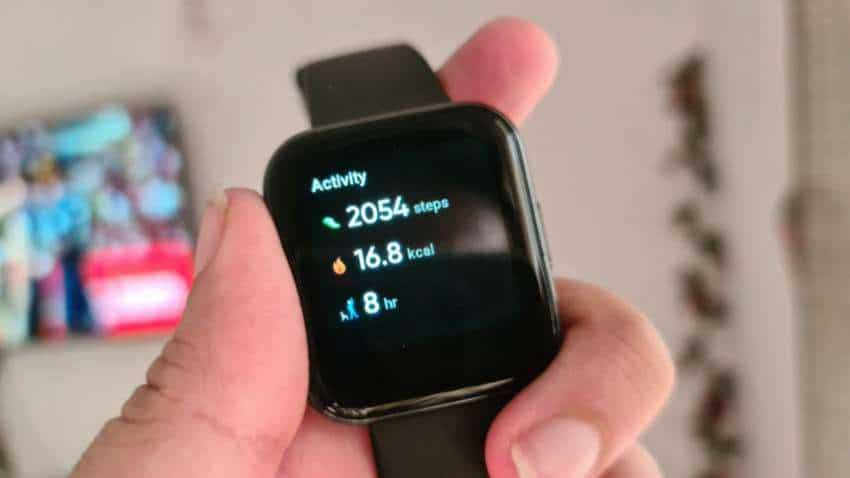 Realme watch review: A contender or just another contestant?