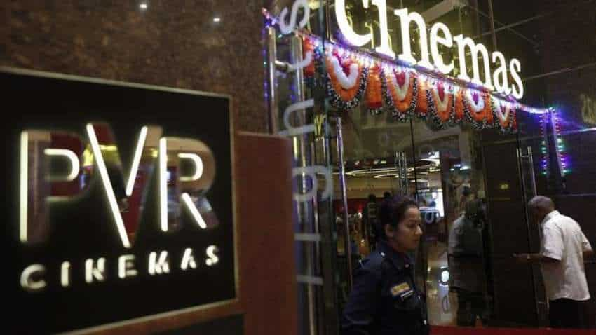 PVR share price declines nearly 5 pct to to Rs 1,106 after Q4 earnings
