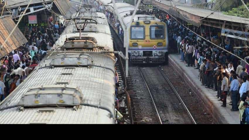 Skeletal local train services resume in Mumbai