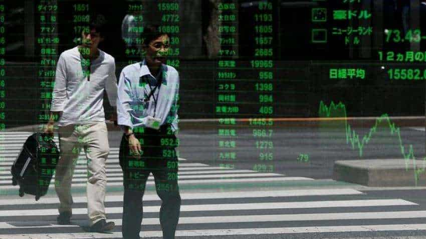 Global Markets: Asian stocks under pressure after spike in coronavirus cases