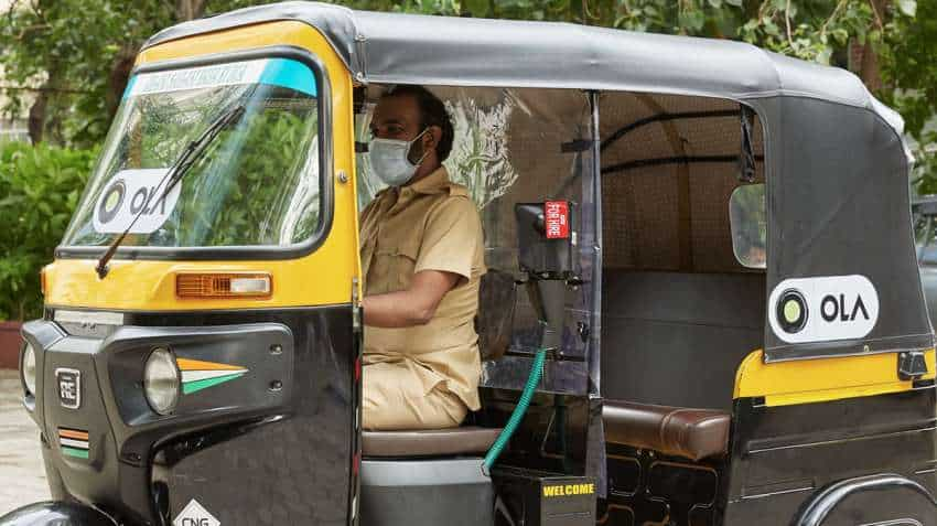 COVID-19 impact: Ola Autos to have protective partition screen between driver-partner, passenger section