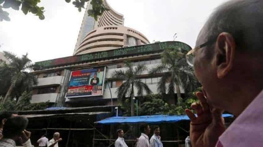 Stock Market: BSE Sensex below 35K, Nifty tanks 165 points; ICICI Bank, Bharti Airtel shares dip