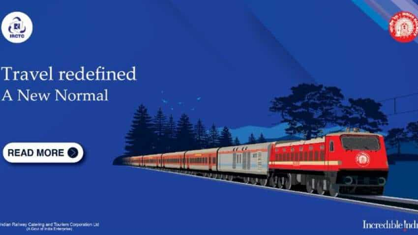 IRCTC offers in new normal! Announces travel package to make travel safe, enjoyable