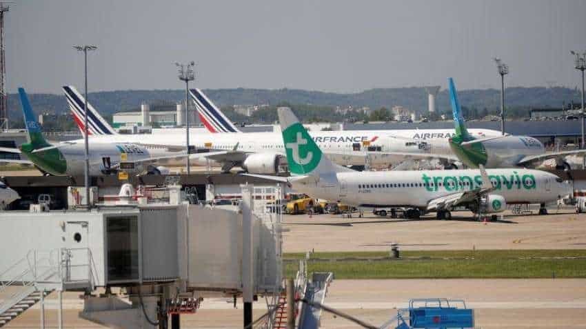 Paris Orly Airport reopens after 3-month shutdown