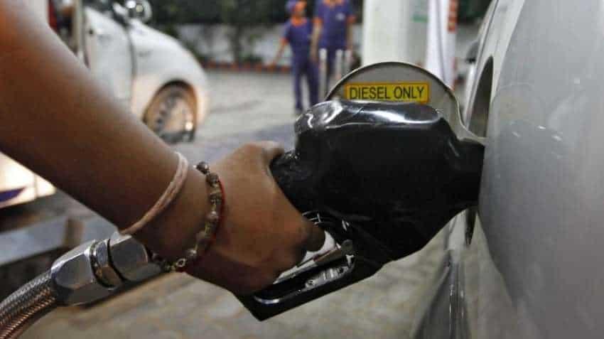 Petrol price in Delhi now at Rs 80.43; diesel at Rs 80.53